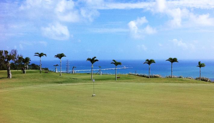 【ゴルフコンペ】第1回 沖縄ITS会